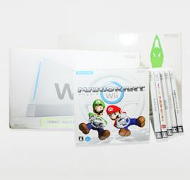 Wiiゲーム機